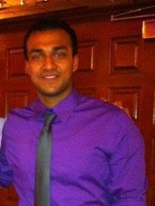 Tushar G. for tutoring lessons in Trenton NJ