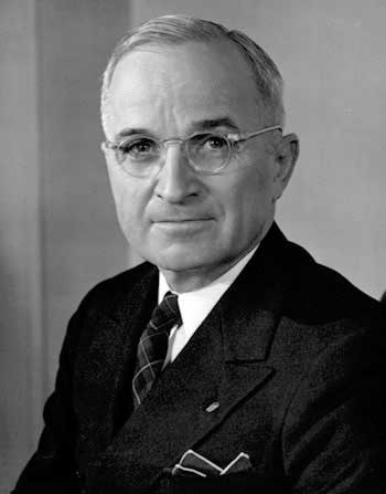 Harry Truman photo
