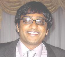 Goutham R. for tutoring lessons in Silver Spring MD
