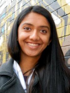 Dhara S. for tutoring lessons in Davis CA