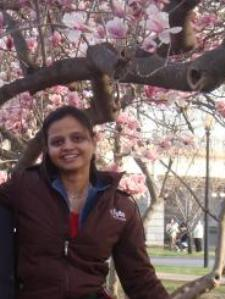 Swapna D. for tutoring lessons in Gaithersburg MD