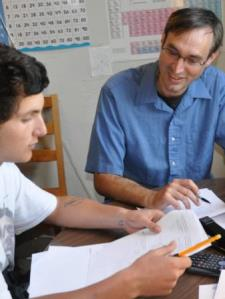 David F. for tutoring lessons in San Francisco CA