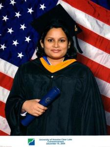 Shilpi L. for tutoring lessons in Houston TX