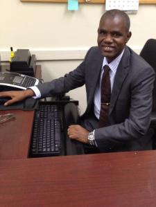 Abdoulaye D. for tutoring lessons in New York NY
