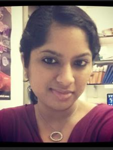 Bhavana S. for tutoring lessons in Gaithersburg MD
