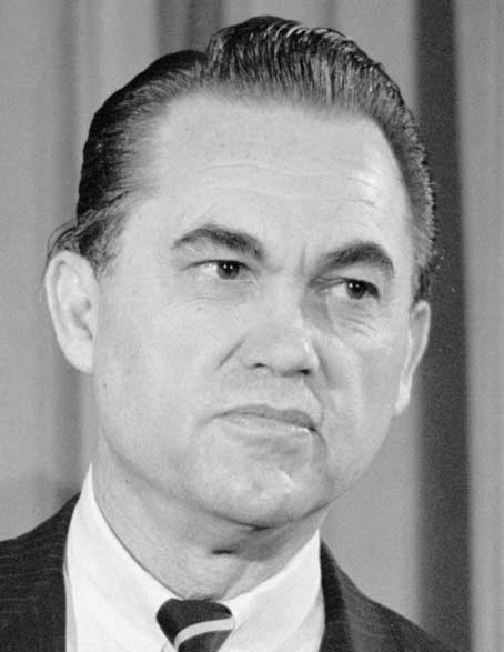 George Wallace photo