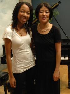 Haichong V. - Piano and Music Theory Instruction