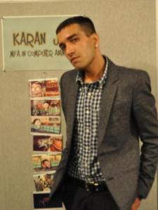 Karan J. for tutoring lessons in San Francisco CA