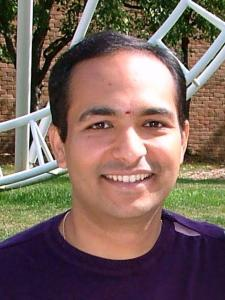 Arvind K. for tutoring lessons in Bartlett IL