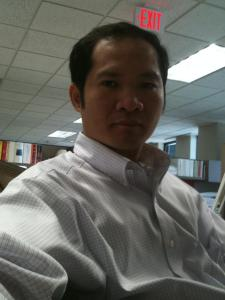 Cuong V. for tutoring lessons in Irving TX