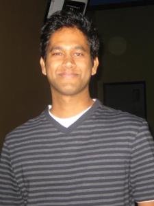 Aditya A. for tutoring lessons in Irving TX
