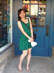 Pei-Ling K. for tutoring lessons in New York NY