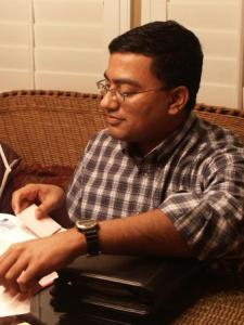 Karthik G. for tutoring lessons in Fullerton CA