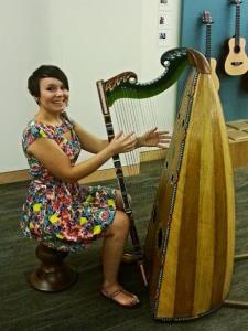 Judyta M. - Saxophone, clarinet, piano, music theory&history, aural skills