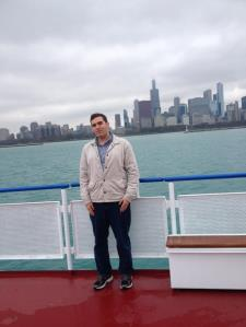 Majed S. for tutoring lessons in Chicago IL