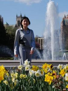 KIMTUYEN B. for tutoring lessons in Bellevue WA