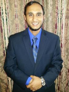 Abid F. for tutoring lessons in Sugar Land TX