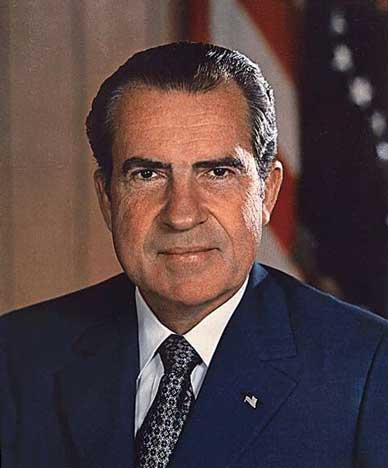 President Richard Nixon photo
