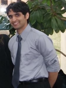 Neel V. for tutoring lessons in Fairfield NJ