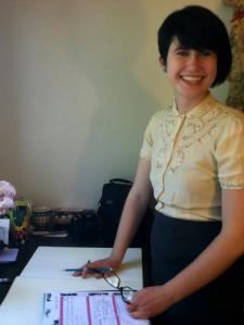 Nicole H. for tutoring lessons in Berkeley CA