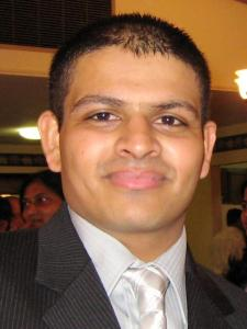 Sanket P. for tutoring lessons in Hoffman Estates IL