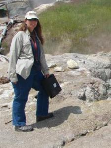 Vicki M. - Knowledgeable, experienced and enthusiastic geology tutor