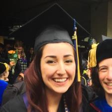 Claire S. - Graduate from UC Berkeley with a B.S. in Chemistry