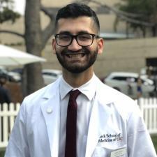 Alind A. - Harvard '16/USC Keck School of Medicine '22