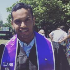 Jairo C. - Recently graduated college