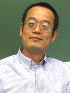 Ji-Quan W. - A scientist is going to teach Mandarin, his native language.