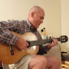 Peter R. - Classically trained guitarist offering lessons for serious students