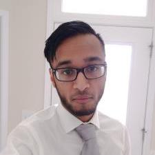 Dhruvan D. - Physics Grad for Math and Science Tutoring