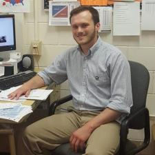 Jay G. - Graduate student and former AmeriCorps service member