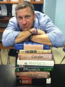 Eric R. - Nation's top ranked AP calculus/AP physics teacher by College Board
