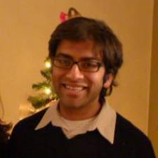 Sandeep J. - Graduate Student Who Enjoys Teaching