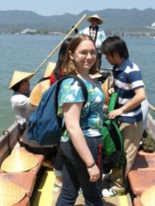 Sara B. - Professional MEd Japanese & English Tutoring