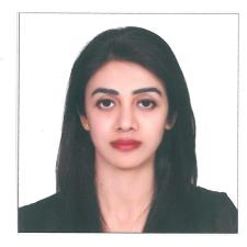 Dr. Hira Allahyar G. - Foreign trained Dentist