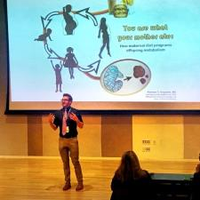 Keenan G. - Doctoral Candidate in Molecular Metabolism and Endocrinology
