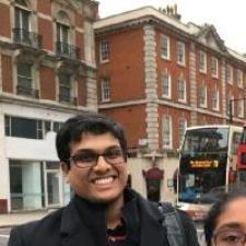 Sriram A. - Fun Graduate Tutor with a wide exposure to Math and Computer Science
