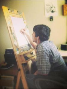 Gregery M. - Teaching Illustrator and Animator