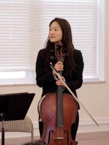 Olivia EunJung P. - Experienced Private Cello Instructor/Shorter Lessons Available!