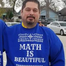 Saul C. - 19 years of teaching high school math.  Math is in my heart!