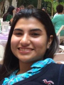 Francia S. - Florida Gulf Coast bioengineering student