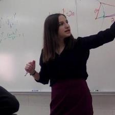 Kaitlin F. - Certified High School Math and Physics Teacher