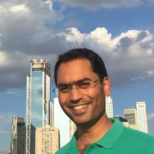 Vivek S. - Rice University Grad with a strong hold of Math and Statistics