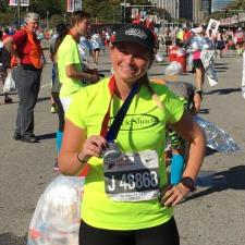 Andrea V. - 2nd grade teacher. Patient and fun tutor. Marathon runner.