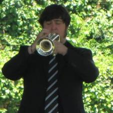 Robert M. - Trumpet player at Citrus College, looking to teach beginners - 2 years