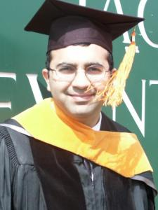 Muhammad R. - A friendly instructor with PhD and MBA and vast experience
