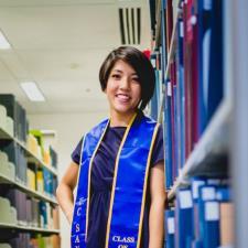 Duyen T. - UC San Diego graduate, Human Biology B.S.