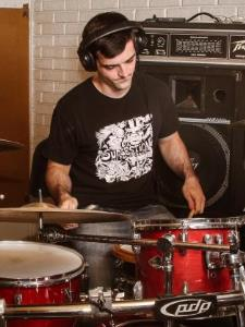 Trent Y. - Drum set teacher, studio engineer